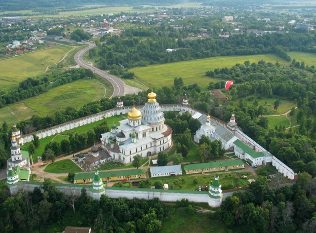 Новоиерусалимский монастырь, г. Истра