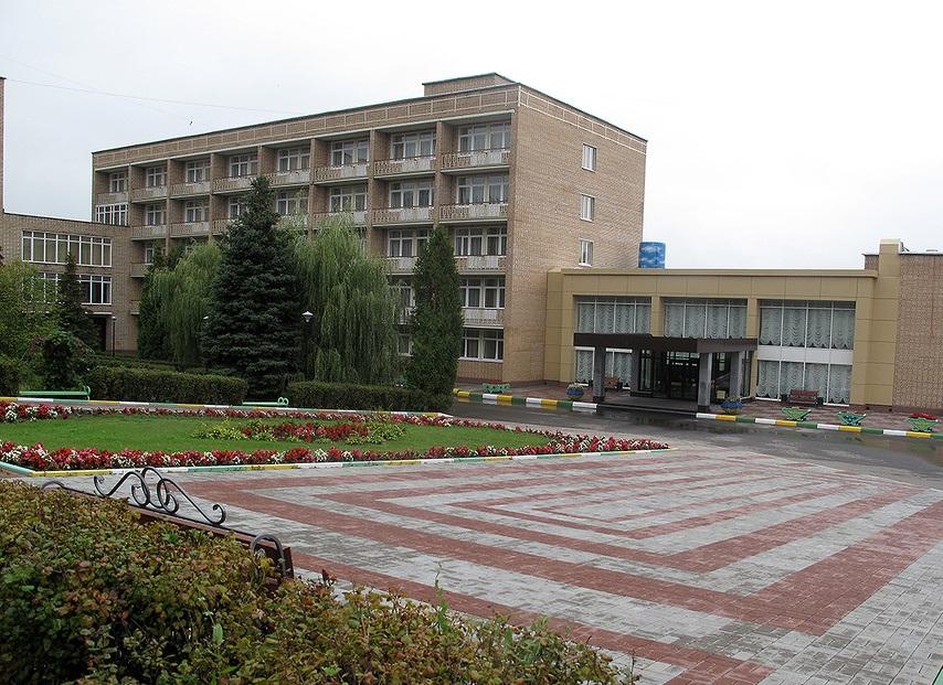 Санаторий Каширские роднички