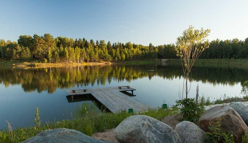 Рыбалка в Веретьево