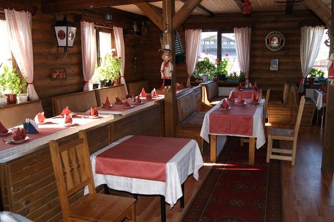 Ресторан усадьбы Ранчо