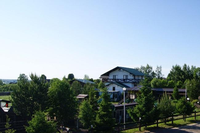 Снять домики в отеле на Дмитровском шоссе