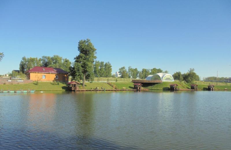 Платная рыбалка рядом с Видное