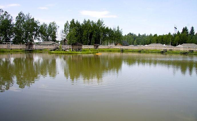 Рыбалка в Окулова Заимка