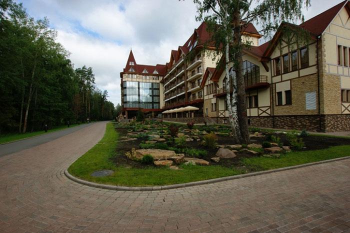 Ареал отель в Купавне