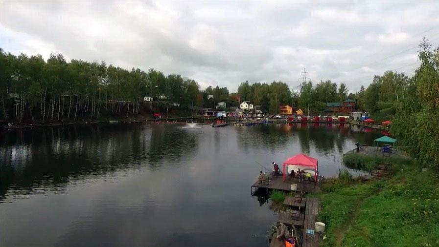 Савельево Пирогово рыбалка