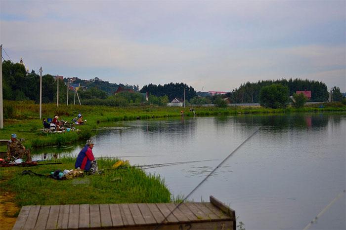Рыбалка у Сереги