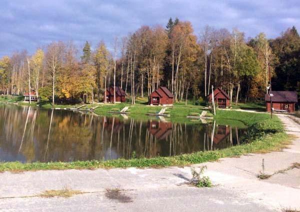 Рыбалка в Мешково с проживанием