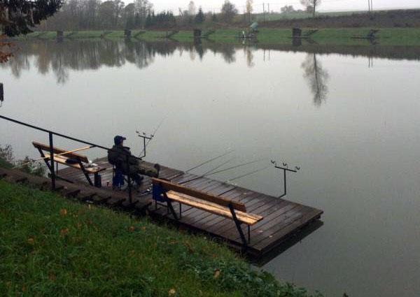 Берег в Мешково рыбалка