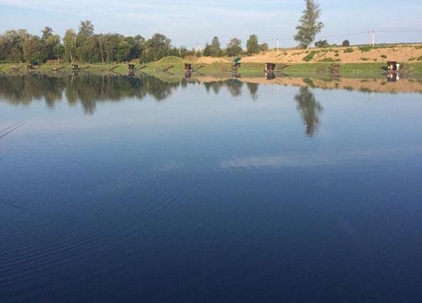 Рыбалка в кленово подольский район