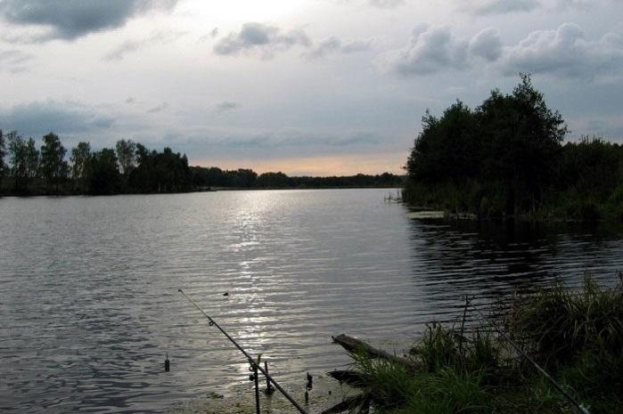 Рыбалка в Капустино Фанни Фишинг