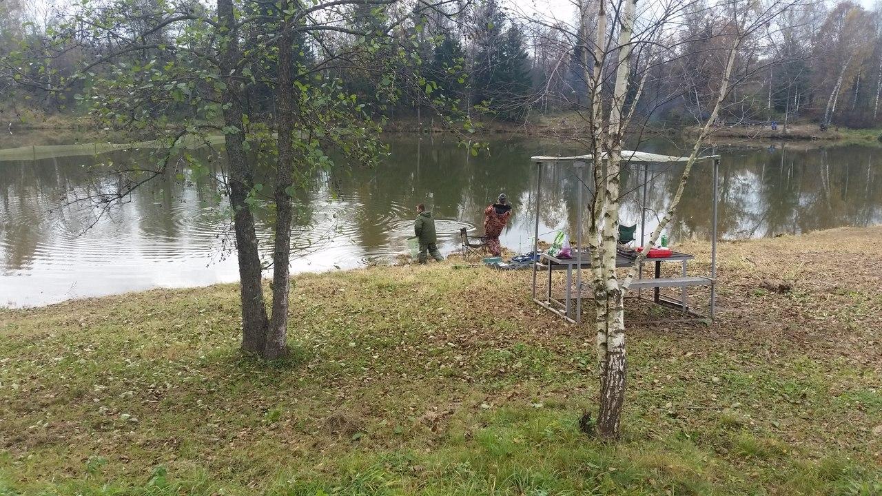 Рыбалка в Арнеево
