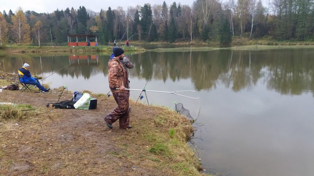 Платные озера для рыбалки
