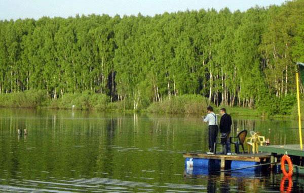 Платная рыбалка на Медвежьих озерах