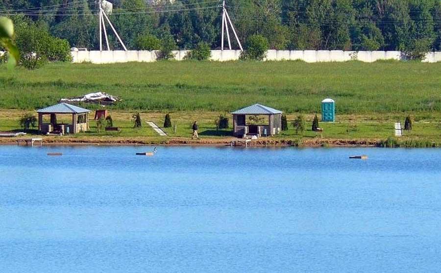 Рыбалка Родник в Щелково