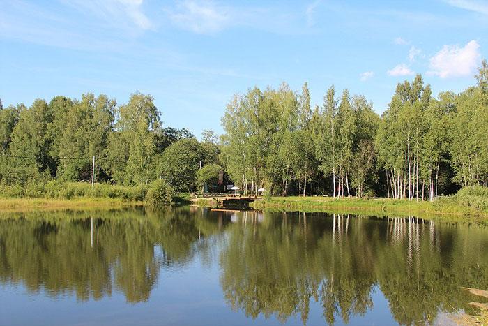 Рыбалка Ваньково