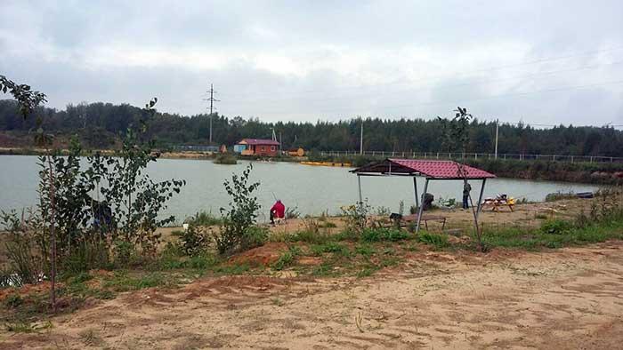 Рыбалка в Аксёно-Бутырки