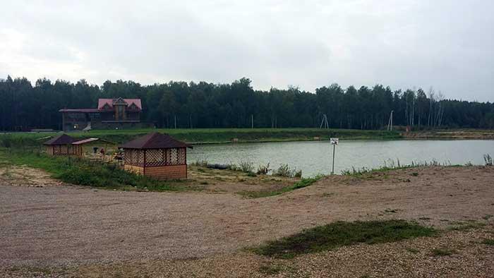Рыбалка Волхонка