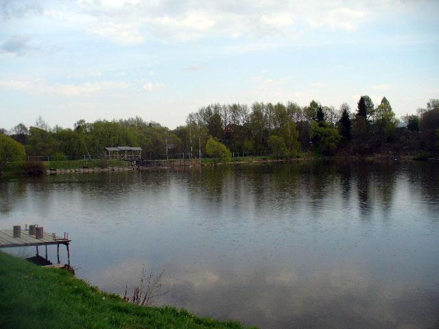 Рыбалка в Беляево