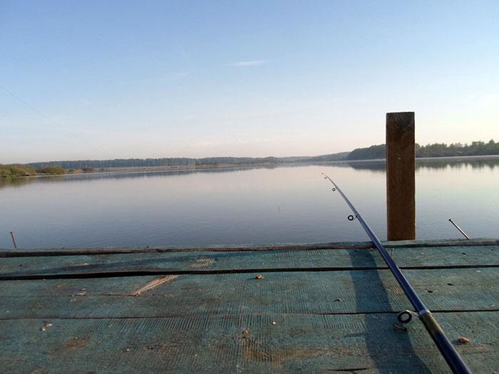 Рыбалка в Березняках