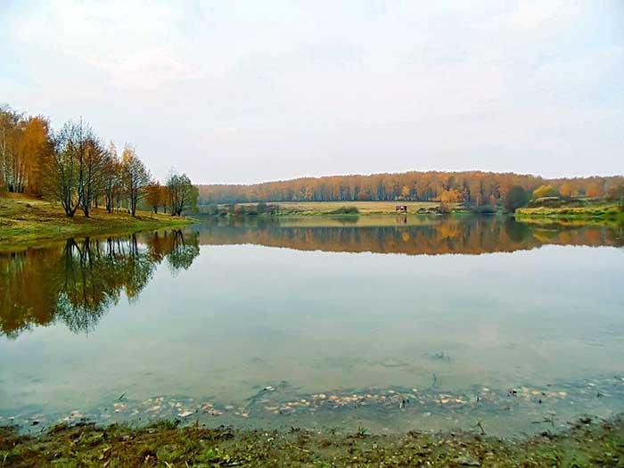 Рыбалка в Данилово