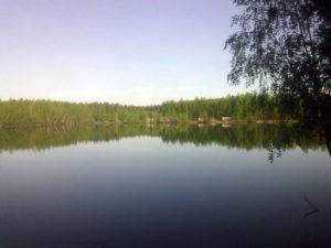 Рыбалка в Есино