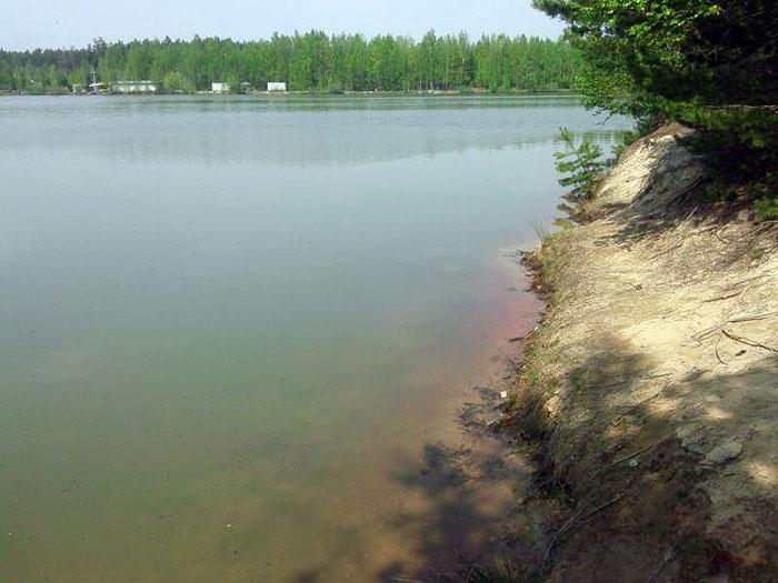 Рыбалка есинские пруды