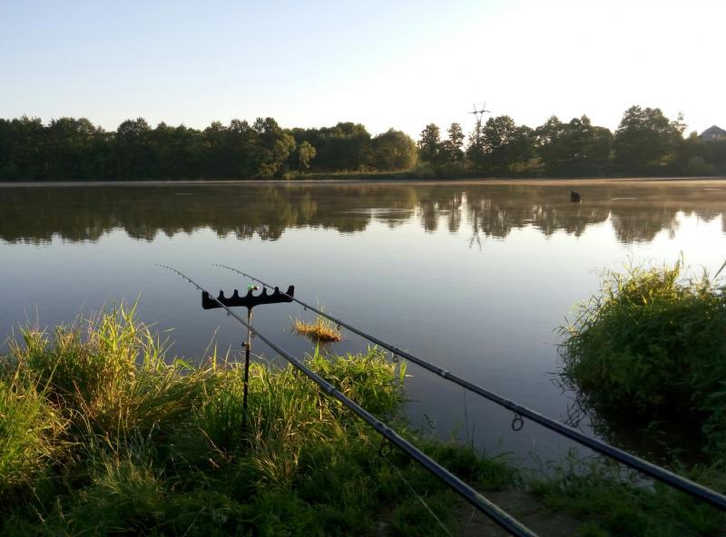 Рыбалка в Голыгино