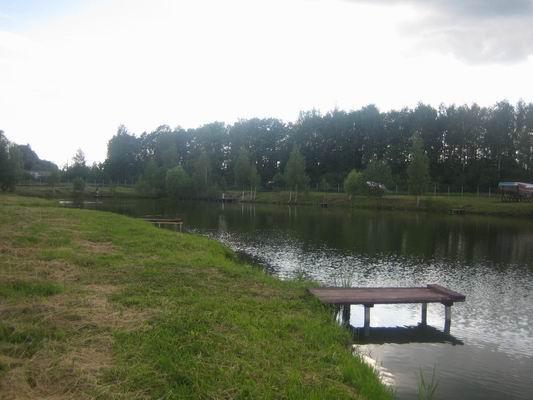 Рыбалка на Столбовой на Варшавском шоссе