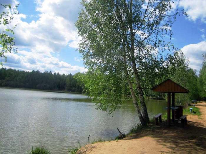 Рыбалка во Владимировке