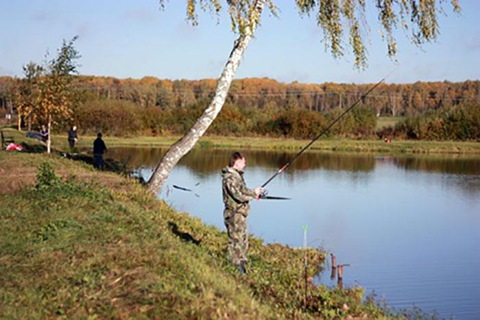 Рыбалка Найс в Стремилово, Чеховский район Подмосковья