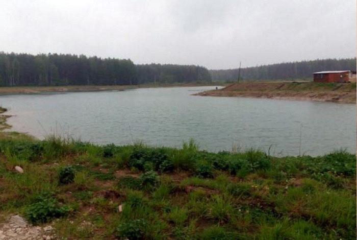 Рыбалка в Забелино