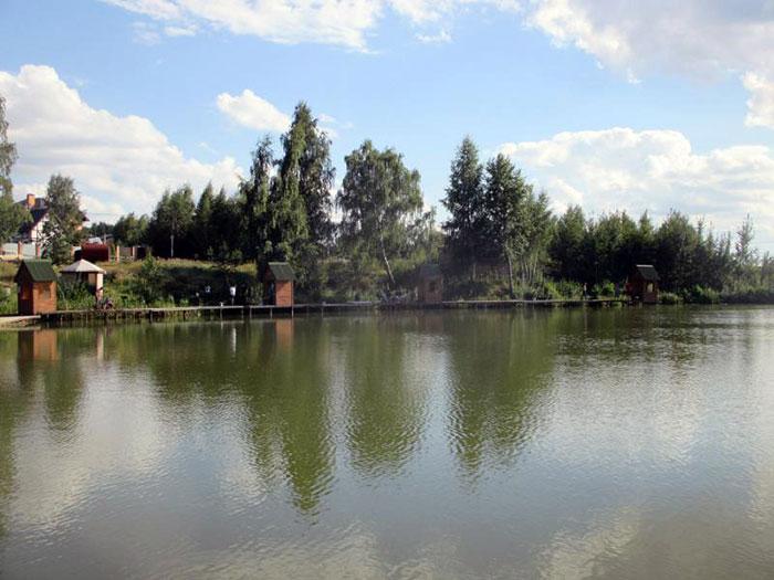 Рыбалка на Бобке в Первомайке