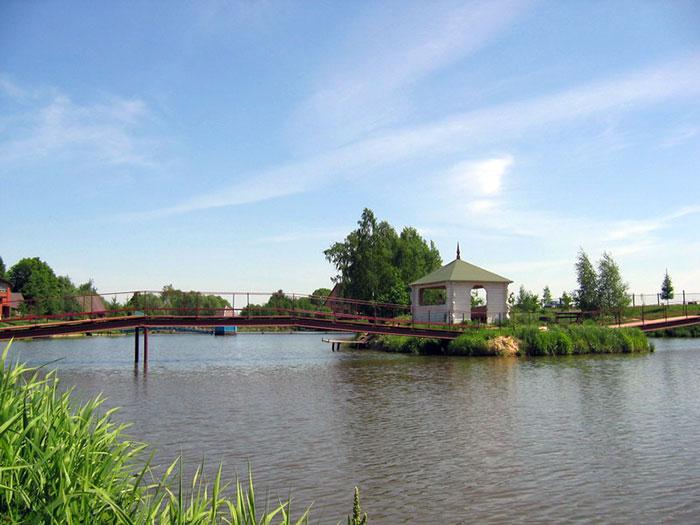 Рыбалка в Бритово