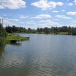 Рыбалка Оазис в Еганово