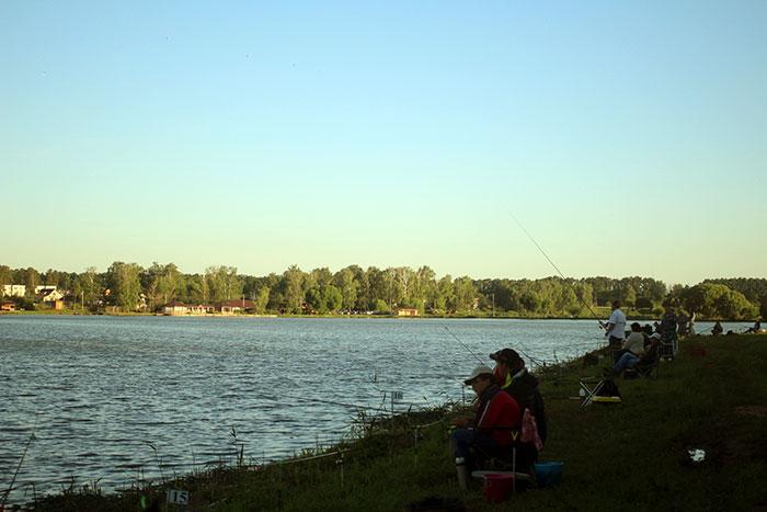 Рыбхоз Осёнка