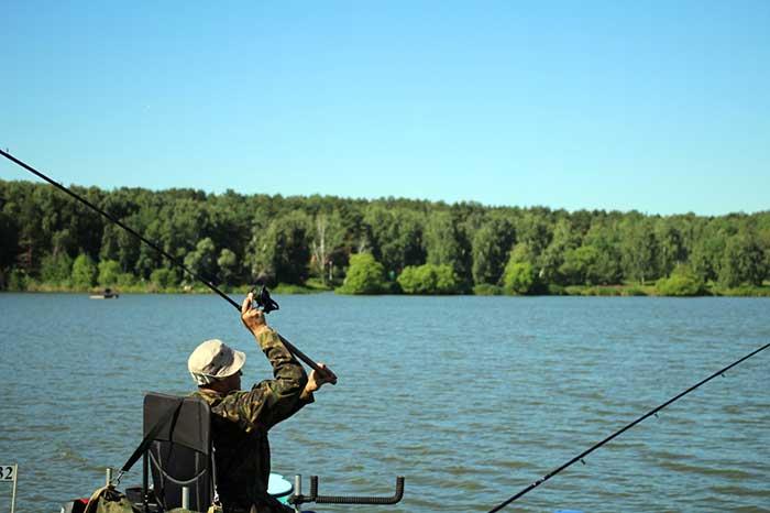 Рыбалка Осёнка