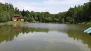 Рыбалка Шамиран в Толстопальцево