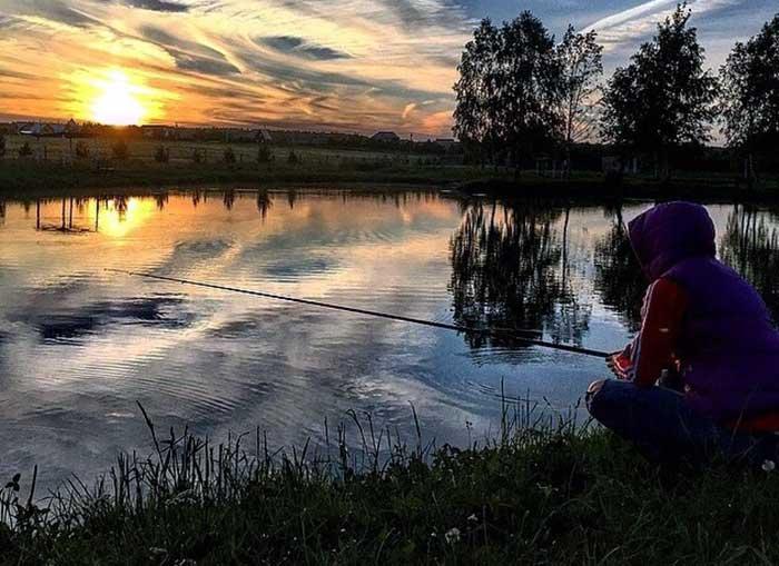 Рыбалка Власово