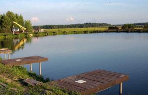 Рыбалка Юрково