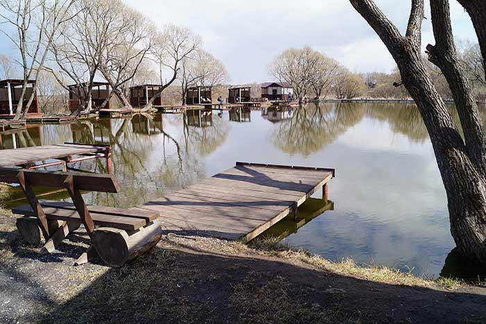 Рыболовный клуб Баркас