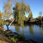 Рыбалка Раскаты в Одинцовском районе