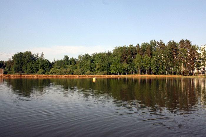 Рыбалка в д. Юрлово