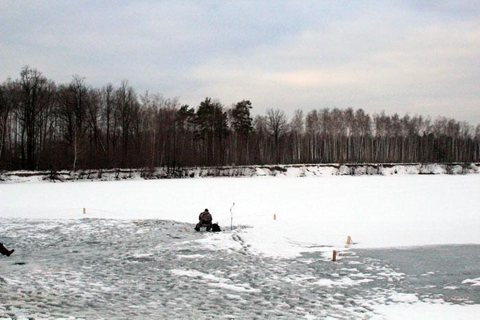Коняшино - рыбалка рядом с Гжелью