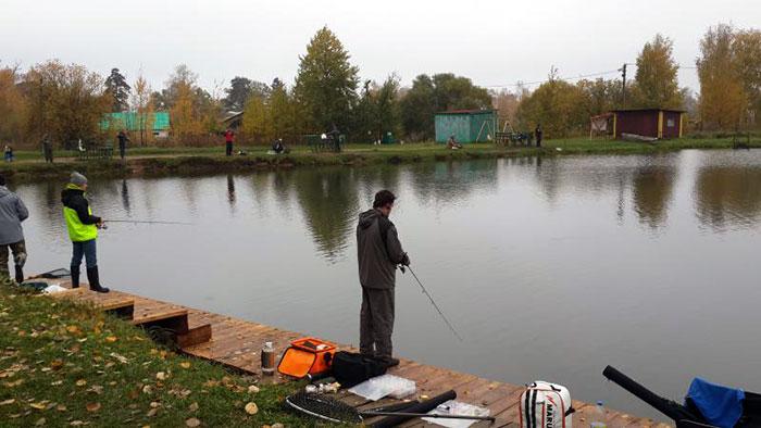 РХ Сенеж - платная рыбалка в Солнечногорском районе Подмосковья