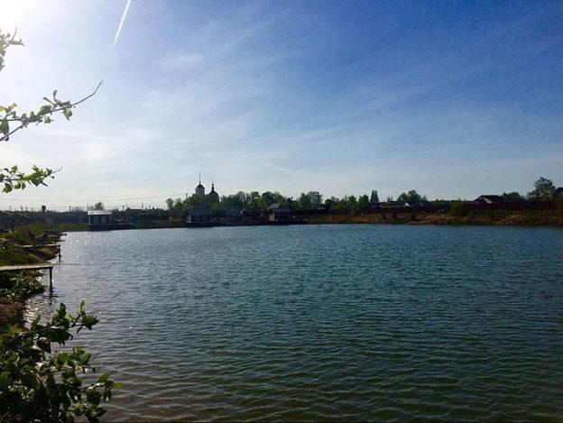 рыболовный комплекс воскресенская слобода