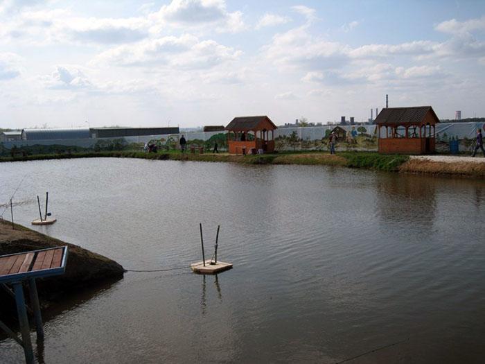 Рыбалка Гарантия в Мячково