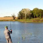 Рыбалка в Кокино