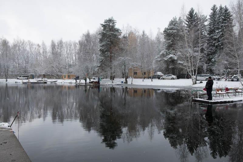 Рыбалка в пушкинском районе московской области