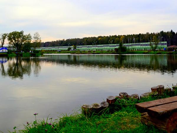 рыбалка в Мытищах - Рупасовские пруды