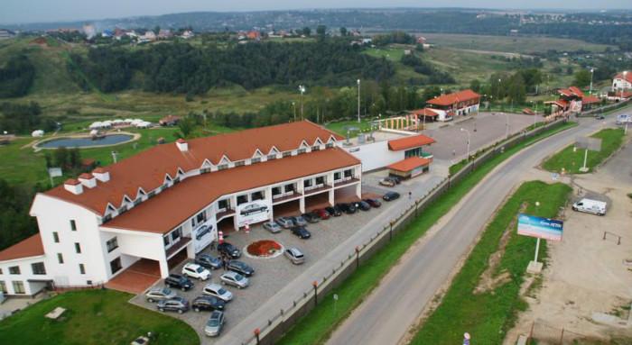 Загородный отель Яхрома